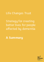 People Affected by Dementia Programme Strategy – A Summary