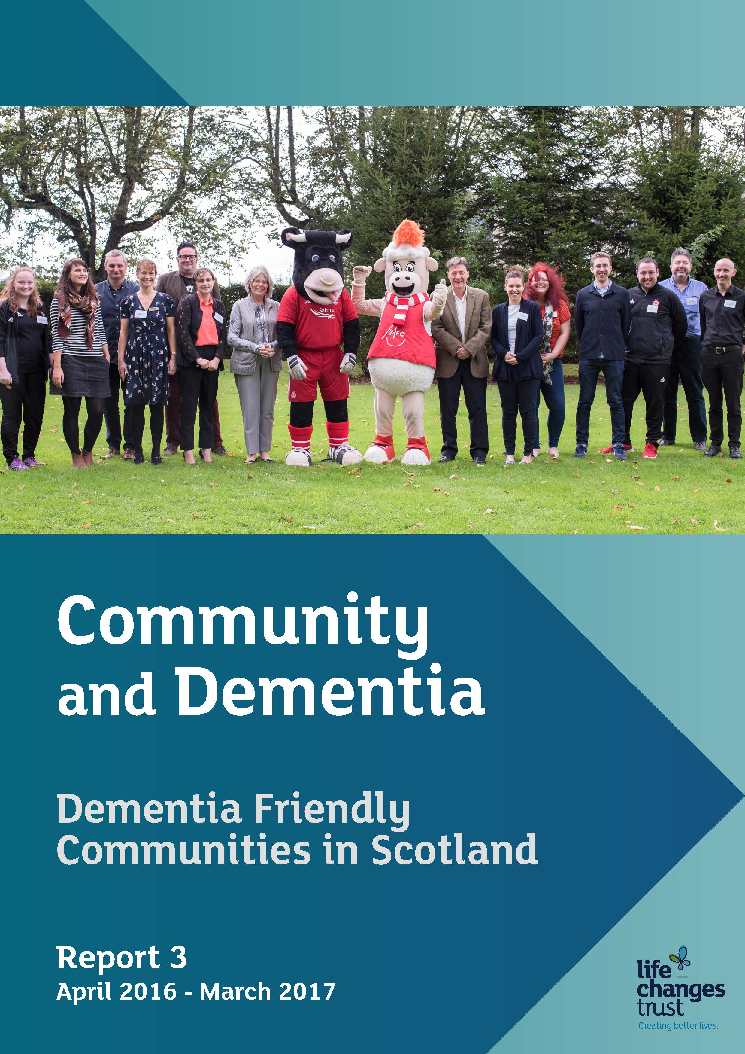 Dementia Friendly Communities in Scotland - Report 3