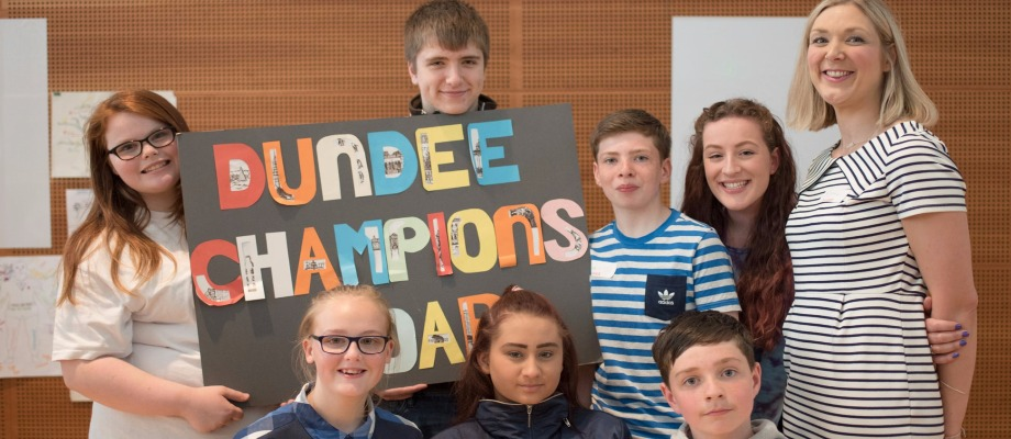 Dundee Champions Board