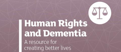 Human rights and dementia project
