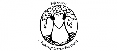 Moray Champions Board logo