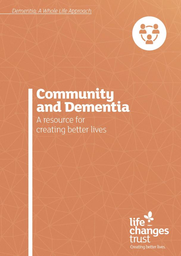 Community and dementia cover