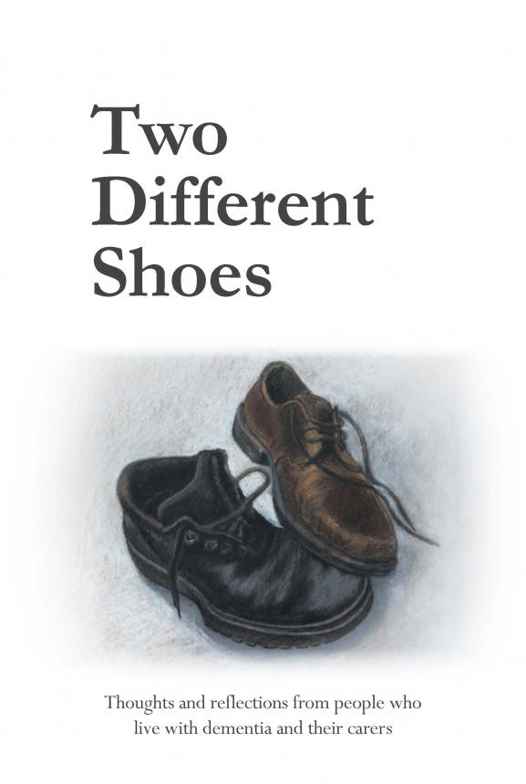 Two Different Shoes front cover